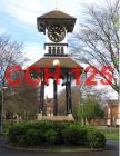 Erdington Cottage Homes: clock tower 2012